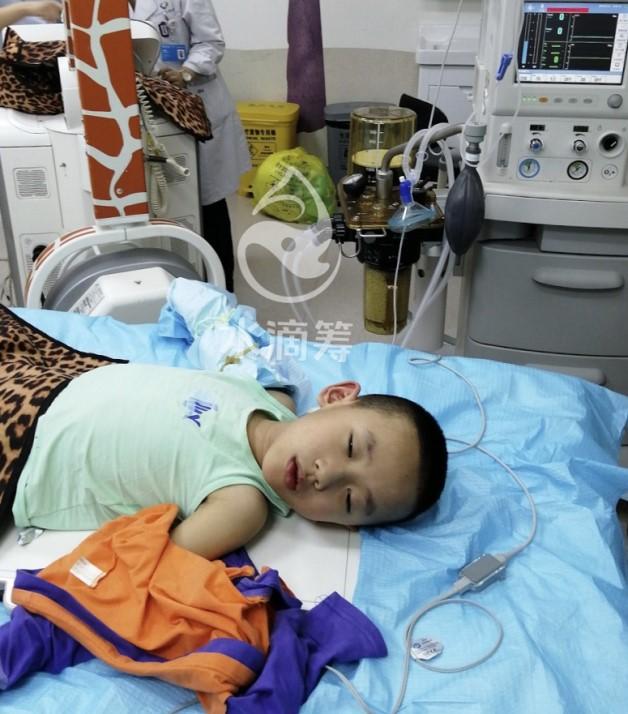 骨髓移植遭悔捐,6岁男童命悬一线3.jpg