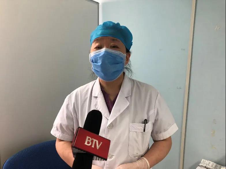 首都儿科研究所血液内科主任刘嵘接受北京电视台采访.jpg